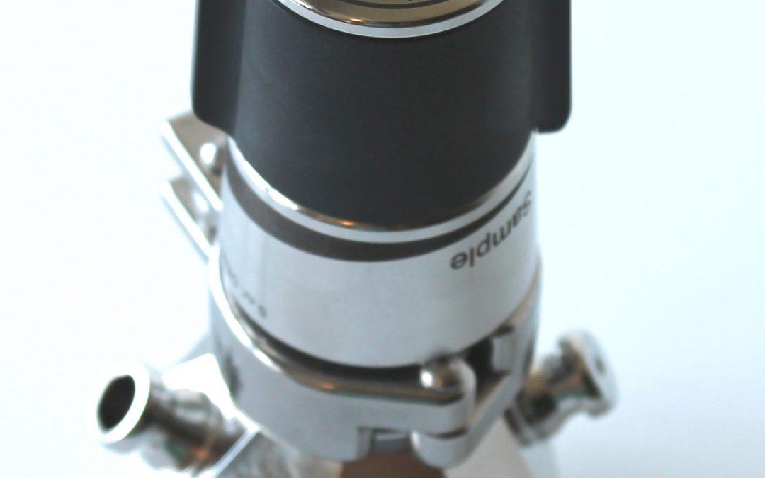 Sesame™ Dual-Seat sampling valve